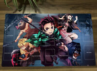 Azur Lane Yugioh Playmat Shokaku CCG TCG Mat Anime Girl Trading Card Game Mat 51