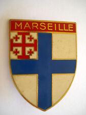 INSIGNE BLASON SCOUT DE MARSEILLE FRANCE ARTHUS BERTRAND PARIS