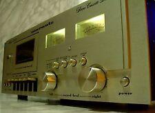 Bella MARANTZ 5000 VINTAGE REGISTRATORE cassettendeck-di alta qualità + SUONO STREPITOSO