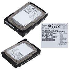 FUJITSU max3147np 146gb 15k U320 68-pin SCSI