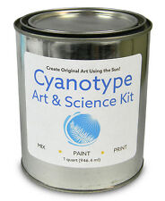 Cyanotype Art & Science Print Kit (Quart, All-in-one)