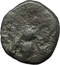 Ephesus Ephesos in Ionia 375BC BEE & FEMALE Authentic Ancient Greek Coin i48248