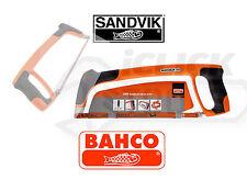 "BAHCO 319 PRO 12"" Heavy Duty SEGHETTO + BI-METAL 24TPI LAME LAMA BAH319"