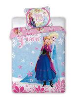 Disney Kinder Baby Bettwäsche 100x135 Cm Frozen Anna Elsa bett Waesche