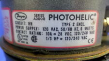 DWYER PHOTOHELIC A3000 SERIES GAUGE TYPE 2