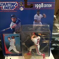 F30 1998 Jim Thome Indians Starting Line Up Free Shipping