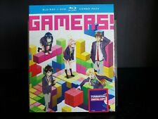 Gamers!: The Complete Series [New Blu-ray] DVD, Boxed Set, Slipsleeve  Anime lot