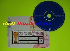 CD Singolo SPAGNA Il bello della vita Holland 1998 SONY MUSIC   mc dvd (S9)