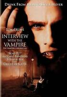 INTERVIEW WITH THE VAMPIRE NEW DVD