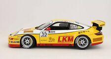 PORSCHE 911 997 GT3 #55 CARRERA CUP ASIA O'YOUNG AUTOART 80785 1/18 JEBSEN BOSE