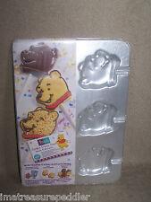 Wilton Disney Winnie The Pooh Cookie Lollipop Treat Pan - new sealed package