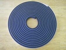 "Marine Boat Hatch Seal Neoprene Tape W/ Adhesive 1"" Wide x 1/8"" Tall x 10 ft #68"