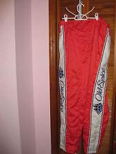 RARE Simpson #21 Team JGR Old Spice Firesuit Pants Race Worn by B. Pegram COA
