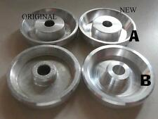 1 NEW ADAPTER ALLOY FOR THORENS TD-160, TD-145, TD-150, TD125 TD166 audiosilente