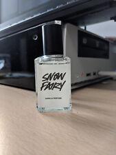 Lush Snow Fairy Perfume (UK Import, rare Limited Edition 30ml)