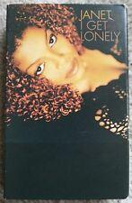 I Get Lonely - Janet Jackson - rare cassette tape single