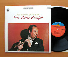 SDBR 3299 Four Centuries Of The Flute Jean-Pierre Rampal Everest Stereo EX/EX