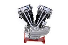 """Replica 1955-1962 Harley Davidson FL Panhead 74"""" Long Block Engine Motor"""