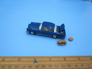 Corgi Toys No. 253 Mercedes Benz 220SE Coupé w/ Luggage Near Mint Condition