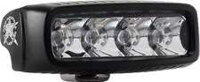 Rigid Industries Black Surface Mount SR-Q-Series Spot LED Light - 90421