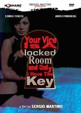 YOUR VICE IS A LOCKED ROOM AND ONLY I HAVE THE KEY NoShame SEALED Edwige Fenech
