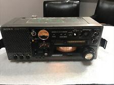 SONY ICF 6800W Retro Rarität Vintage Weltempfänger Gebraucht