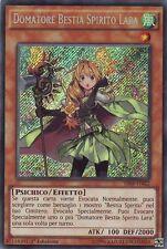 Domatore Bestia Spirito Lara YU-GI-OH! THSF-IT022 RARA SEGRETA 1 Ed.