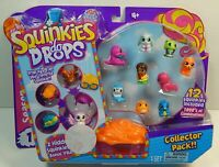 Squinkies 'Do Drops 12 Squinkies Collector Pack - Bonus Villa Season 1 Style 2