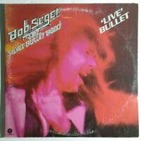 Bob Seger Live Bullet First U.S. Skbb-11523 Gf EX Dbl LP Vinyl Record Tested