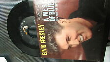 ELVIS PRESLEY RCA VICTOR 45 RPM & PICTURE SLEEVE 47-7777 IT'S NOW OR NEVER