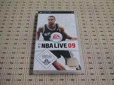 NBA Live 09 per SONY PSP * OVP *