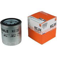 Original MAHLE Kraftstofffilter KC 22 Fuel Filter