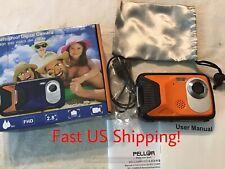 Waterproof Digital Camera Underwater Snorkeling Video Recorder 2.8