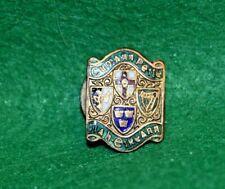 More details for vintage football association of ireland enamel pin badge