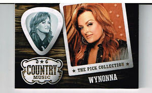 2014 Panini Country Wynonna Judd The Pick Collection