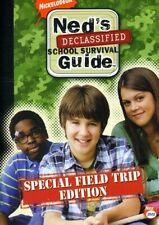 Ned's Declassified School Survival Field Trips DVD Region 1 097368524040