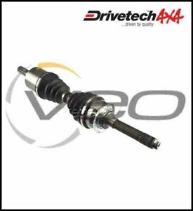 HOLDEN RODEO TF 3.2L 4WD 1/98-2/03 DRIVETECH 4X4 FRONT RIGHT DRIVESHAFT ASSEMBLY