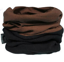 Pony Dee /& Ricky Mens Hooded Snood Hat Multi 13RD047 UW11
