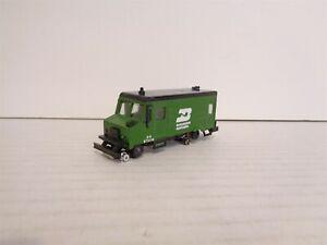 Bachmann Burlington Northern Trackster Truck Van HO Scale Railraod Train Car