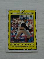 2021 TOPPS HERITAGE ROBERTO CLEMENTE THE GREAT ONE PITTSBURGH PIRATES HOF #GO-5