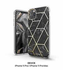 Para iPhone 11 Pro Max XR XS MAX 8 7 6 SE 2020 caso a prueba de choques Mármol Plus Cubierta