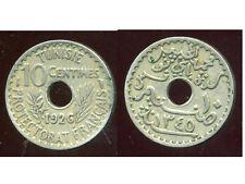 TUNISIE  10 centimes 1926  ( bis )
