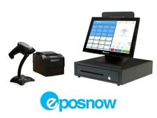 ePOSNow Complete POS System w/ Credit Card Terminal and Receipt Printer