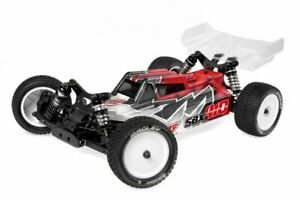 Team Corally SBX-410 4WD Racing Buggy 1/10 Competition Bausatz #C-00140