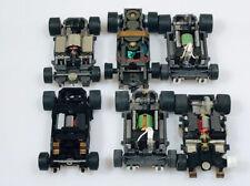Ho Slot Car Aurora Afx Lifelike Rokar Tomy Chassis Parts Lot