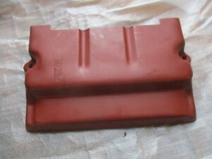 New 530 570 630 gas battery cover G30268 Case Tractor part