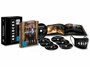4 Blocks, Soundtrack + Maske + Sammler-Booklet DVD + CD