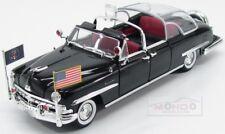 Lincoln Cosmopolitan Bubble Top Presidential Truman 1950 Lucky 1:24 LDC24058