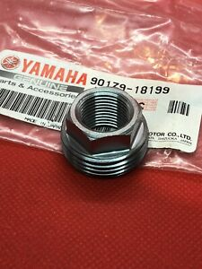 XT500 SR500 SR400 New Genuine Yamaha Cam Chain Tensioner special Nut 90179-18199