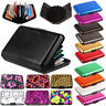 New RFID Block Aluminium Holder Security Wallet Bank Card Credit Card Hard Case